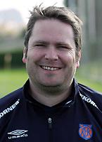 Fotball<br /> La Manga - Spania<br /> 08.03.2005<br /> Portretter Aalesund<br /> Foto: Morten Olsen, Digitalsport<br /> <br /> Jan Erik Sørnes