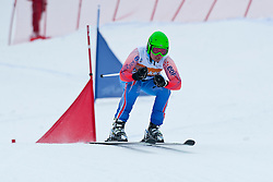 JAMBAQUE Solene, FRA, Team Event, 2013 IPC Alpine Skiing World Championships, La Molina, Spain