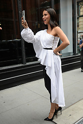 September 20, 2017 - New York, NY, USA - Adriana Lima at Build Speaker Series on September 20, 2017 in New York City. (Credit Image: © Kristin Callahan/Ace Pictures via ZUMA Press)