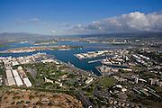 Pearl Harbor, Oahu, Hawaii<br />