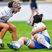 20181104 Rugby, test match : Italia vs Scozia femminile
