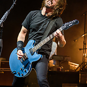 WASHINGTON, DC - October 12th, 2017 - Dave Grohl of the Foo Fighters performs during the opening concert at The Anthem, Washington, D.C.'s newest concert hall. (Photo by Kyle Gustafson / For The Washington Post)