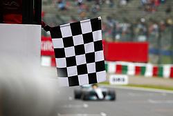 October 7, 2017 - Suzuka, Japan - Motorsports: FIA Formula One World Championship 2017, Grand Prix of Japan, .#44 Lewis Hamilton (GBR, Mercedes AMG Petronas Formula One Team) (Credit Image: © Hoch Zwei via ZUMA Wire)