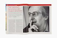 John Gray for NRC Handelsblad Newspaper Magazine, Netherland