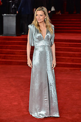 © Licensed to London News Pictures. 02/11/2017. London, UK. MICHELLE PFEIFFER attends the World Film premiere of Murder On The Orient Express . Photo credit: Ray Tang/LNP