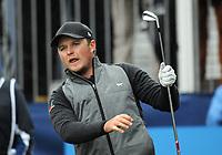 Golf - 2018 Sky Sports British Masters - Sunday, Fourth Round<br /> <br /> Eddie Pepperell of England, at Walton Heath Golf Club.<br /> <br /> COLORSPORT/ANDREW COWIE