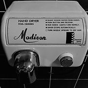Frazer Island, on the east coast of Australia, is a sand island. Hand Dryer