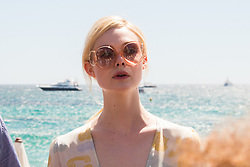 Elle Fanning during 70th Cannes film festival on May 19, 2017 in Cannes, France. Photo by Nasser Berzane/ABACAPRESS.COM