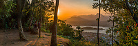 Brasil  - ES - Vitoria - Vista Panoramica do Parque da Fonte Grande. Foto: David Protti