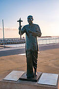 Sri Chinmoy Monument, Figueira da Foz, Portugal
