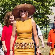 NLD/Amsterdam/20190702 - Maxima opent Codam College, Koningin Maxima opent het gebouw