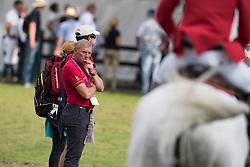 Demeersman Dirk, (BEL)<br /> Team completion and 2nd individual qualifier<br /> FEI European Championships - Aachen 2015<br /> © Hippo Foto - Dirk Caremans<br /> 20/08/15