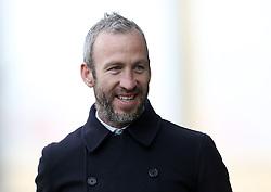 Notts County Manager, Shaun Derry - Photo mandatory by-line: Matt Bunn/JMP - Tel: Mobile: 07966 386802 21/12/2013 - SPORT - FOOTBALL - Meadow Lane - Nottingham - Notts County v Bristol City - Sky Bet League One