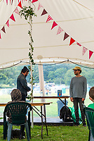 The Brothers McLeod at the Also Festival Park Farm, Compton Verney, Warwick 29th aug 2020 photo by Mark Anton Smith