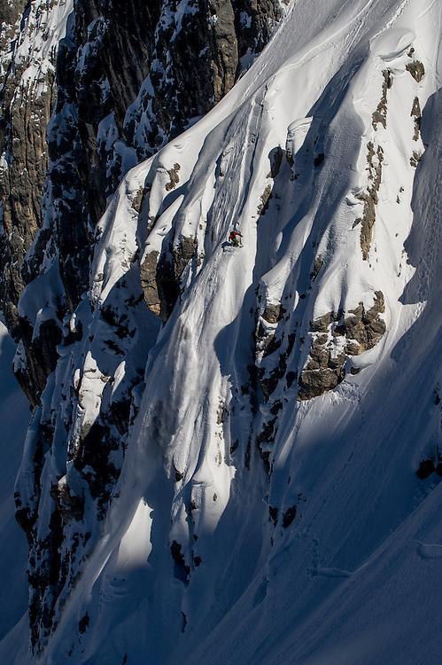 Forrest Shearer, Dolomites, Italy.