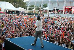 Show do Armandinho no Planeta Atlântida 2013/SC, que acontece nos dias 11 e 12 de janeiro no Sapiens Parque, em Florianópolis. FOTO: Jefferson Bernardes/Preview.com