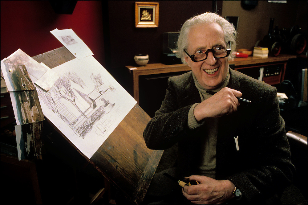 James Gardner, architect
