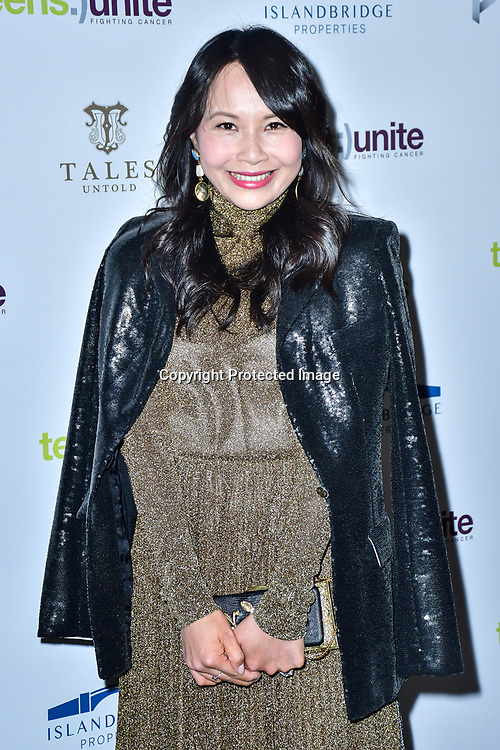 Ching He Huang is a TV chef and cookery author Beresford attend Teens Unite - Tales Untold at Rosewood London on 29 November 2019, London, UK