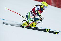 Neja Dvornik (SLO) during the Ladies' Giant Slalom at 57th Golden Fox event at Audi FIS Ski World Cup 2020/21, on January 16, 2021 in Podkoren, Kranjska Gora, Slovenia. Photo by Vid Ponikvar