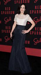 Jennifer Lawrence has a wardrobe malfunction at Red Sparrow NY Premiere Alice Tully Hall, NY. 26 Feb 2018 Pictured: Mary Louise Parker. Photo credit: MEGA TheMegaAgency.com +1 888 505 6342