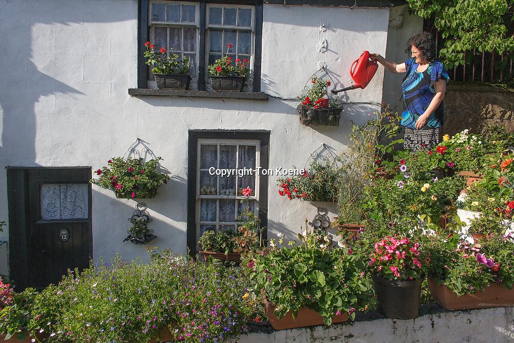 cottage in cushendall, Northern Ireland