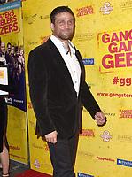 Alex Reid  at the Gangsters, Gamblers and Geezers - UK film premiere at  Prince Charles Cinema, London