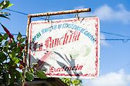 La Panchita, a factory in Florida, Camagüay Province, Cuba, that makes guava bars (Guayaba).