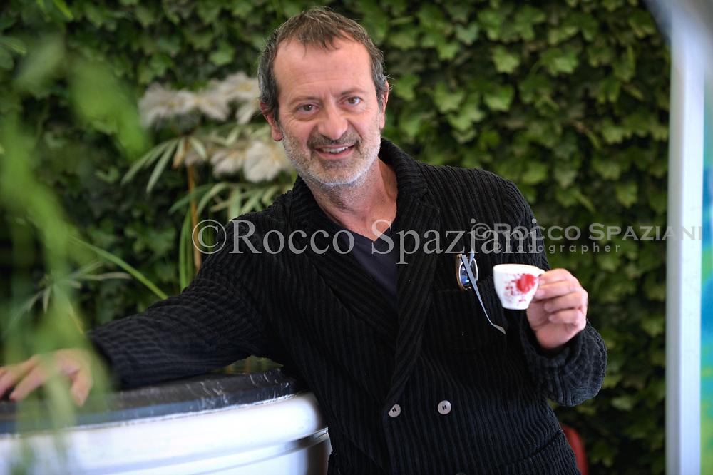 Rocco Papaleo 'Il Premio' film photocall, Rome, Italy - 04 Dec 2017