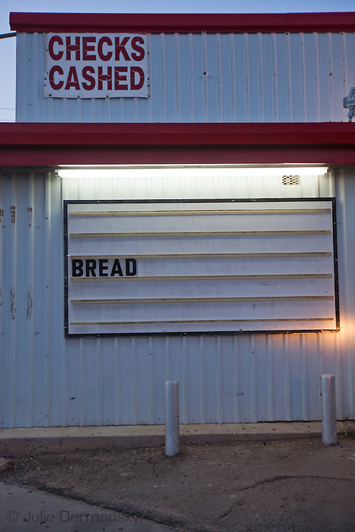 Store in Big Spring Texas.
