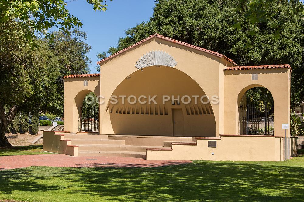 Historic Bandshell Venue at Hart Park in Orange