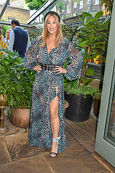 Lara Pradelska at The Ivy Chelsea Garden Summer Party ,The Ivy Chelsea Garden, King's Road, London, England. 14 May 2019. <br /> <br /> ***For fees please contact us prior to publication***