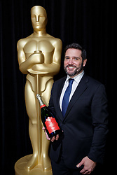 Benoit Collard of Piper-Heidsiek during the Academy's Governors Ball preview for the 91st Oscars® on Friday, February 15, at the Ray Dolby Ballroom in Hollywood.
