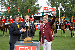 Skelton Nick, (GBR) <br /> Spruce Meadows - Calgary 2008<br /> © Hippo Foto - Dirk Caremans