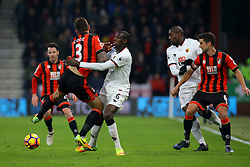 - Mandatory by-line: Jason Brown/JMP - 21/01/2017 - FOOTBALL - Vitality Stadium - Bournemouth, England - Bournemouth v Watford - Premier League