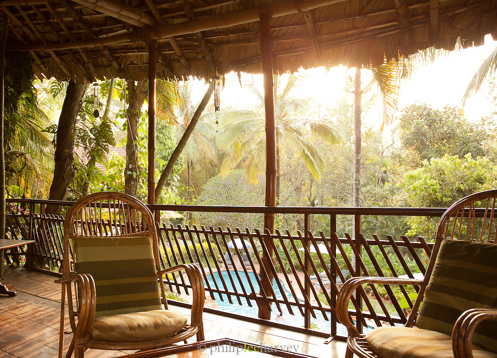 Tranquil, a boutique hotel on a plantation in Wayanad in Kerala, India
