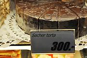 Eastern Europe, Hungary, Hungarian Cream cakes