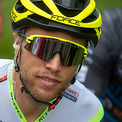 WIJSTER (NED) June 20: <br /> CYCLING <br /> Dutch Nationals Road Men up and around the Col du VAM<br /> Maurits LAMMERTINK (Netherlands / Team Circus - Wanty Gobert)
