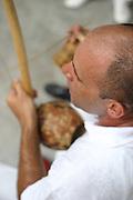 Belo Horizonte_MG, Brasil.<br /> <br /> Batizado de capoeira em Belo Horizonte, Minas Gerais.<br /> <br /> Baptized of Brazilian martial art in Belo Horizonte, Minas Gerais.<br /> <br /> Foto: MARCUS DESIMONI / NITRO