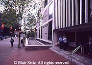 Temple University Campus, Main Plaza Walkway