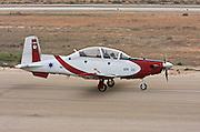 Israeli Air force Flight Academy Beechcraft T-6A Texan II