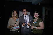 Nikki Beszant, Patrick North-Coombes and Jenny Pear, Maricopa Partnership for Arts and Culture,  Arizona Office of Tourism, and Arizona Department of Commerce<br /> In association with the Architecture Foundation and Blueprint magazine host Phoenix: 21st Century City , Serpentine Gallery, London. 12 March 2007.  -DO NOT ARCHIVE-© Copyright Photograph by Dafydd Jones. 248 Clapham Rd. London SW9 0PZ. Tel 0207 820 0771. www.dafjones.com.