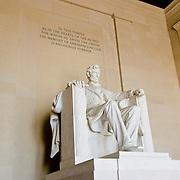 Lincoln Memorial interior