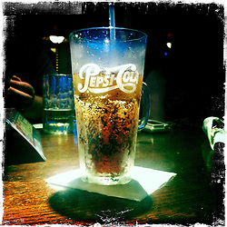 Pepsi, Orlando holiday 2012. Photo taken with the Hipstamatic photo application on Apple iPhone 4.
