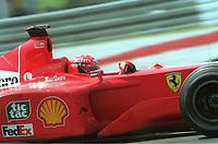 Michael SCHUMACHER,        Motorsport Formel 1   Ferrari