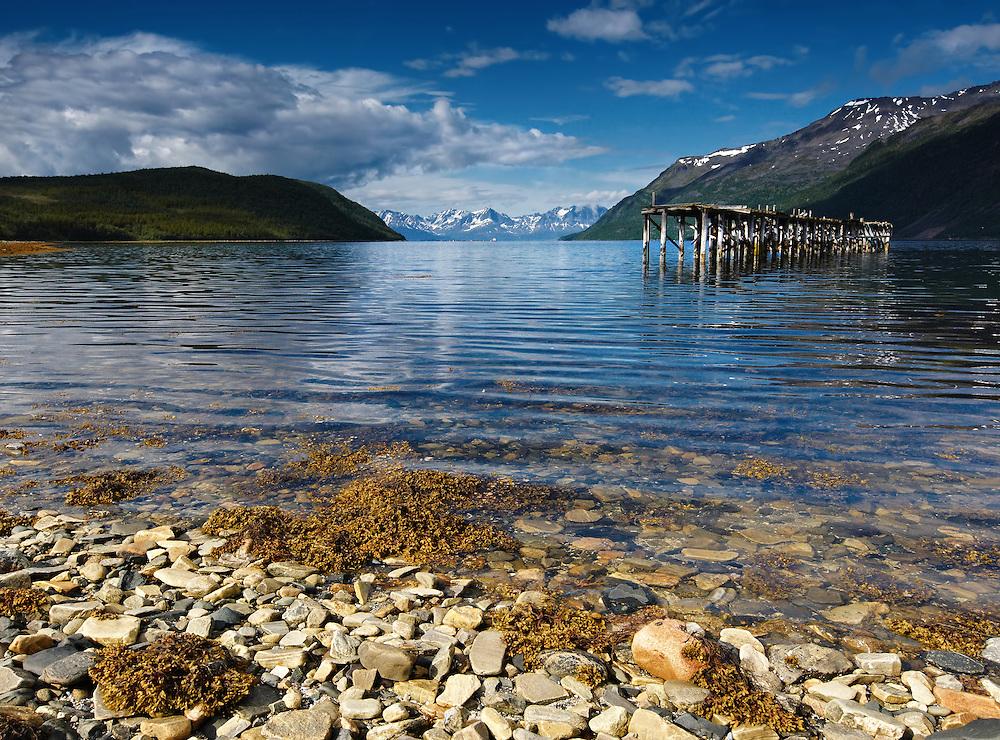 Norway - Burfjord landscape