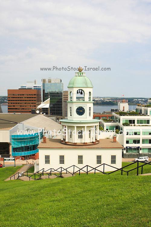 Halifax, Nova Scotia, Fort George Citadel clock tower