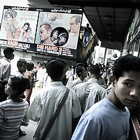 Yangon, Myanmar - May 2006<br /> Yangon, formerly Rangoon, is the largest city of Myanmar and its former capital.  In November 2005, the military junta began relocating the capital to Naypyidaw, Mandalay Division which was officially named as the new capital on 26 March 2006.<br /> Photo: Ezequiel Scagnetti
