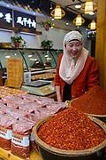 Muslim Quarter, Xian, Shaanxi Province, China
