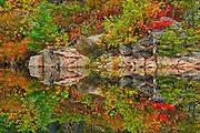 Reflection on the Vermilion River<br />Capreol<br />Ontario<br />Canada