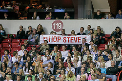 Suporters, Guerdat Steve, SUI<br /> World Cup Final Jumping - Las Vegas 2007<br /> © Hippo Foto - Dirk Caremans<br /> 22/04/2007